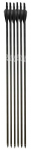 6 x Tac15i Elite Carbon Bolts